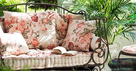sitzkissen blickpunkt garten. Black Bedroom Furniture Sets. Home Design Ideas