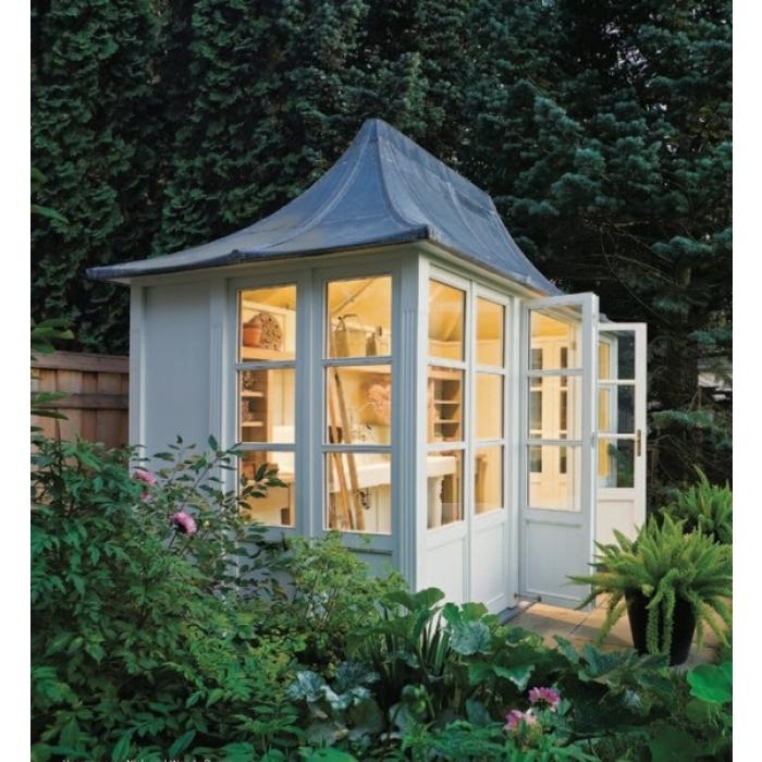 Gartenhaus Englischer Stil | Die schönsten Einrichtungsideen